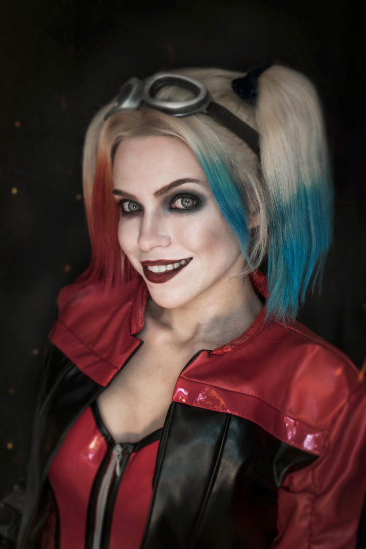 Harley Quinn Injustice 2 by TophWei