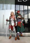 Saskia and Iorveth