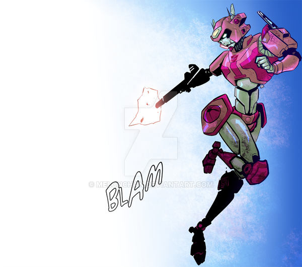 Elita1 Colored by melonchan