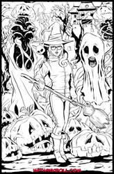 Halloween 2018 by NathanKroll
