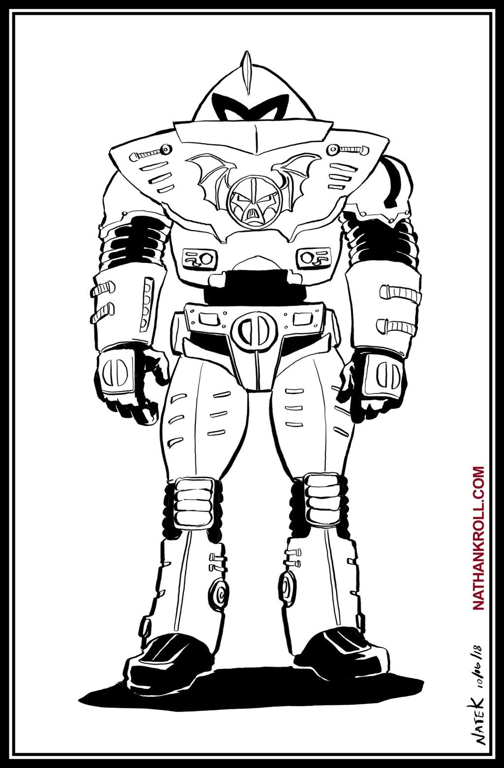 Horde Trooper by NathanKroll