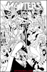 Masters Of The Universe cover 2
