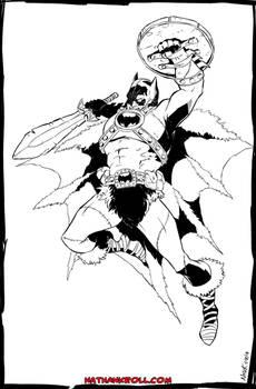DC Primal Age Batman