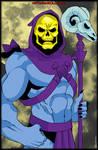 Filmation Skeletor