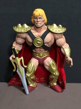 Custom Rebel Leader He-Man