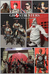 Ghostbusters Custom Action Figures