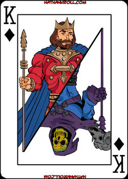 King Randor Card