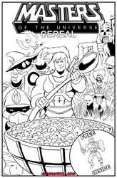 MOTU Cereal
