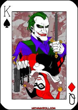 Joker vs Harley Quinn