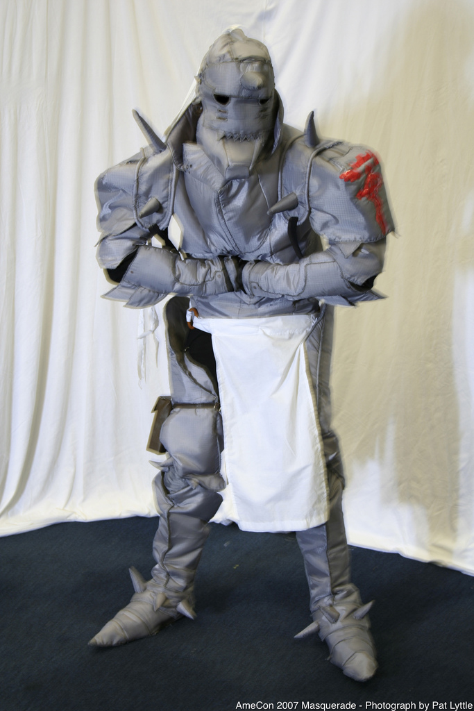 ALphonse Cosplay Full View by ChiDan