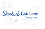 Standard Cat Lines [700 points] by Ovacalix