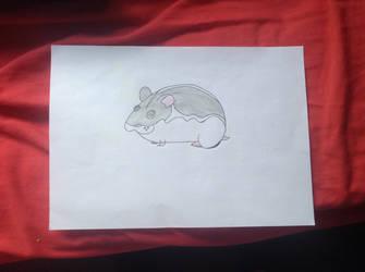 Hamster by TrackmasterPrime