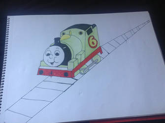 Percy The Small Engine by TrackmasterPrime