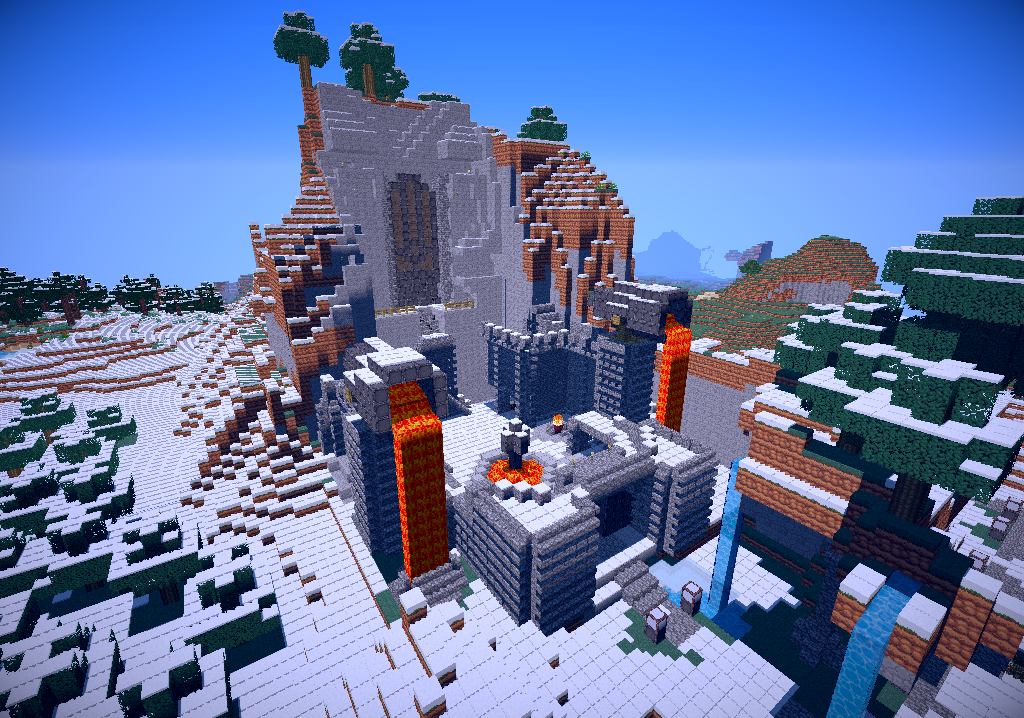 Yogscast Inspired Adventure map Rise of the Jade Sentinel - Maps - Mapping and Modding ...
