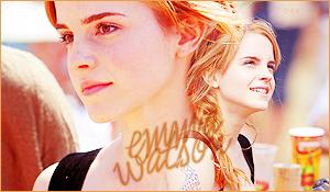 Emma Watson by karazay-bekah