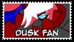 Stamp- Dusk Fan by GeneralGibby