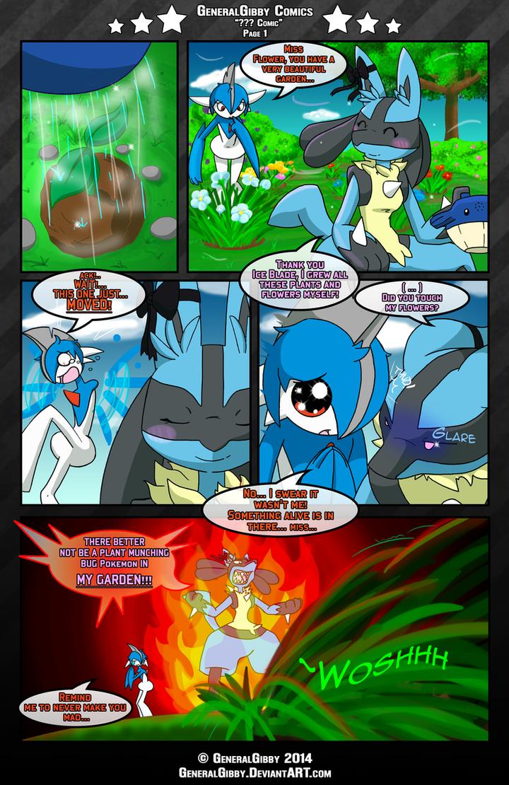 GGComic= ??? Comic Page 1 by GeneralGibby
