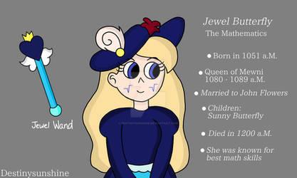 Jewel, The Mathematics