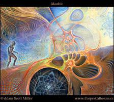 'Akashic' Adam Scott Miller by Adam-Scott-Miller