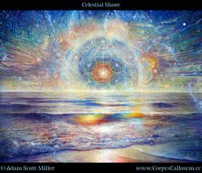 Celestial Shore by Adam-Scott-Miller