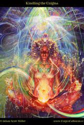 Kindling the Enigma by Adam-Scott-Miller