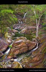 Crystal Creek by Adam-Scott-Miller
