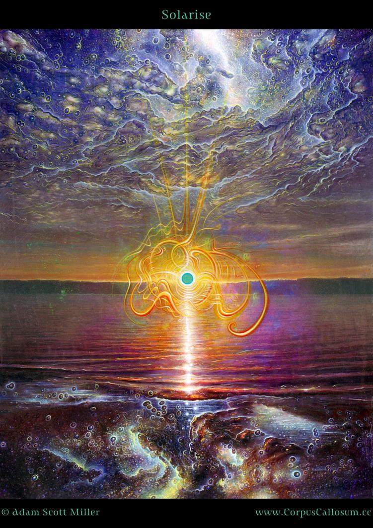 Solarise by Adam-Scott-Miller