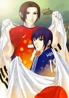 APH - Fightin' Korea and Japan by Lilbang
