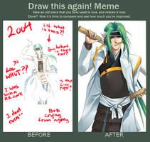 Draw This Again Meme by Lilbang