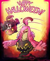 Happy Halloween by pengosolvent