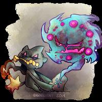 awakened artifact commission 3 by pengosolvent