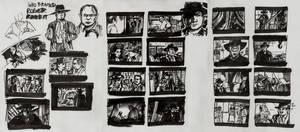 Who Framed Roger Rabbit - studies
