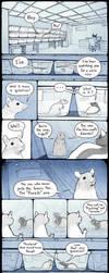 Puzzle Rat Comic by pengosolvent