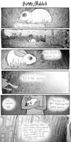 Bunny/Rabbit Comic part 1 by pengosolvent