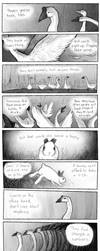 Bunny/Rabbit Comic part 2 by pengosolvent