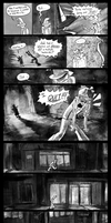 24 Hour Comic Day 2019 part 3