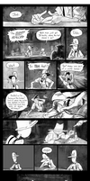 24 Hour Comic Day 2019 part 2