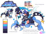 Adopt auction (CLOSED) - Astral Cloud Walker