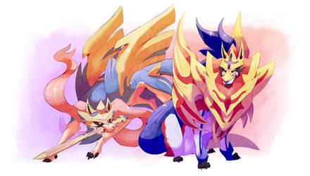Knightly Guardians