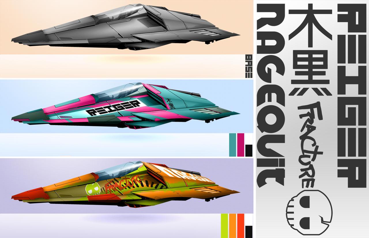 Raceships!