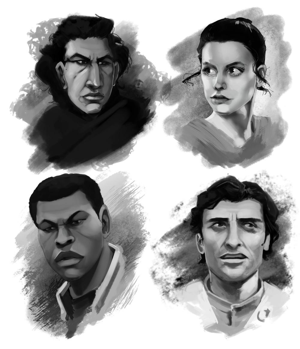 Starwars Cast