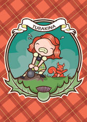 Turakina Fundraising Illustration