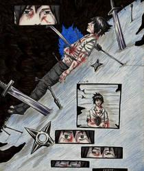 The Battlefield by Monami-kunART