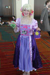 Rapunzel at Connecticon 2011