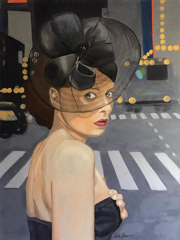 Black Widow by Karolina-Borkowski