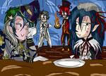 Owari No Seraph Ocs: That's Not How You Cook Rice!