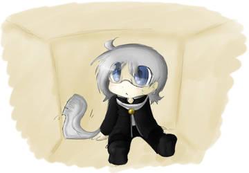 :Ao Oni: He's hiding