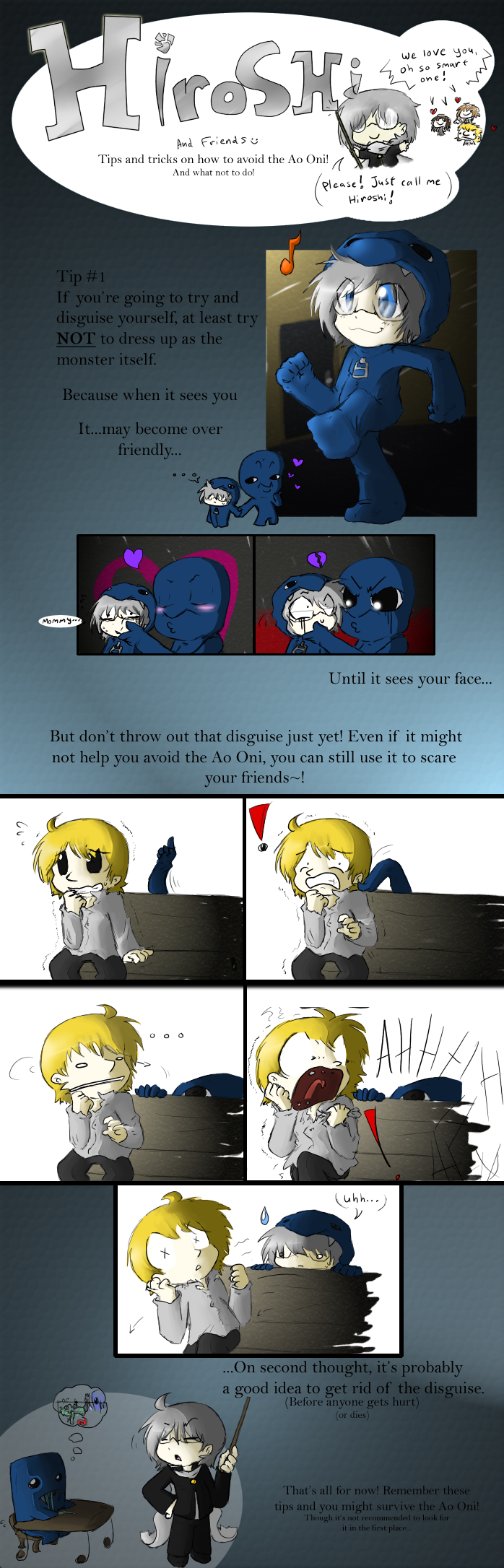 :Ao Oni: Hiroshi's tips 1 by Darkness-the-fox555