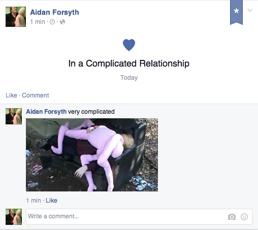 a complicated relationship by aidanIsMyTriggerWord