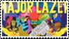 Major Lazer Stamp by tamufisi